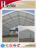 옥외 30m 100FT PVC는 천막 온실 농장 정원 사용을 증가한다