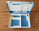 White와 Blue Foam를 가진 알루미늄 Instrument Case