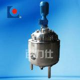 Bidon de mélange de chauffage électrique sanitaire d'acier inoxydable