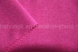 Tecido extensível catiónico T / R, 65% Poliéster 30% Rayon 5% Spandex, 215GSM