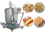 Core Puff Snack Food Machine Core Filling Snack Linha de processamento de alimentos