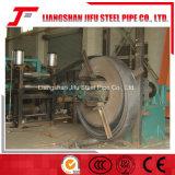 Machine de soudure galvanisée de pipe de fer