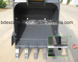 Bd150販売のための新しく小さい黄色0.7m3/14.2tのクローラー掘削機