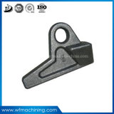 Caterpilerの部品のためのOEMカーボン鉄または鋼鉄かアルミニウム低下鍛造材