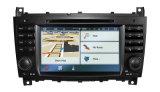 Lettore DVD dell'automobile di GPS dell'automobile dell'autoradio di Carplay per Mercedes C/Clk anabbagliante (facoltativo)