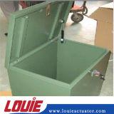 Puntal del gas de la compresión para la cubierta de la caja de herramientas