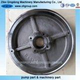 Couverture chimique centrifuge de pompe de Goulds et de Durco pour le moulage au sable