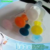 Farbige sterile Wegwerfspritze, Luer Verschluss-Spritze mit farbigem Spulenkern