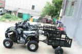 2017 Novo Modelo 2-Seat Ce Aprovado 5kw Electric UTV Farm ATV