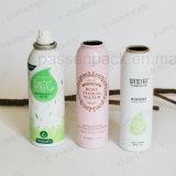 По уходу за кожей из алюминия в аэрозольной упаковке можно с помощью офсетной печати (PPC-AAC-023)