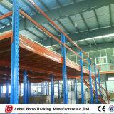 Mezanino da sótão de luxo de China & fabricante do fornecedor da cremalheira do assoalho da plataforma