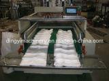 Automatische Doppelt-Schicht Vier-Zeilen Beutel, der Maschine herstellt
