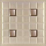 el panel de pared de cuero de la PU 3D 1008-21 para la decoración casera