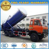 Tonnen-Vakuumabwasserkanal-LKW des Abwasser-15000L der Absaugung-Truck15