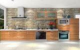 Hoher Glanz-UVaustralien-Art-Küche-Schränke (ZX-025)