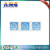 インストール信頼できるNFC Ntag213チップを楽にする印刷されたステッカーID