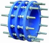 De universele Adapter die van de Flens van de Koppeling van de Koppeling Flexibele Gezamenlijke Verbinding Gibault voor Pijpen van het Ijzer van pvc de Kneedbare ontmantelen