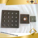 Ronda de alta calidad de acero Barras de refuerzo de tornillo de anclaje