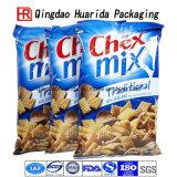 Custom Logo Printed Snack Chips Sacola de embalagem de alimentos plásticos
