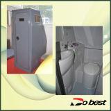 Toletta della toilette del bus per il bus