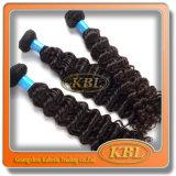 等級5A Curly WeaveのブラジルのHair Pieces
