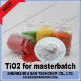 플라스틱 Masterbatch를 위한 안료 이산화티탄 TiO2 백색