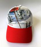 Шлем бейсбола способа с печатью фотоего на передней панели и сеткой на задней части (LY022)