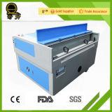 Гравировальный станок вырезывания лазера СО2 магнита питьевой дешевой ткани акриловый