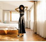 高品質の特大方法女性のためのセクシーなカスタム緩い適合の服