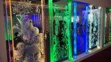 De Chinese Machine van de Gravure van de Laser van het Glas van de Stof van het Triplex van de Fabrikant Houten Roterende