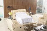 Color Leggtt y Mecanismo Platt esquina Sofá cama