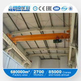 Henan Mine Brand Single Beam Tronçonneuse Eot Crane (LDA)