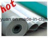 Freigelegte 1.2mm Stärke Belüftung-wasserdichte Membrane für die Dach-Imprägnierung
