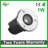 Piscine de bonne qualité underground de lumière LED 1 W