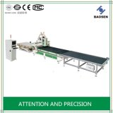 Drill Cutting Center와 Automatic Labeling Machine Full Automatic CNC Router를 가진 위원회 Furniture Production Line