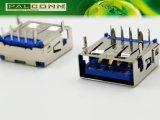 USB 3.0 연결관, 정각 복각 유형, 250VAC Min.에 현재 Rating~5A