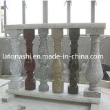 Melhor balaustrada de mármore em pedra, corrimão e escada