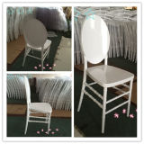 PC de plástico branco Phoenix Cadeira de parte exterior