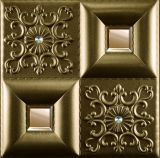 El nuevo panel de pared del diseño 3D para la pared y el techo Decoration-1042