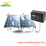 통신 프로젝트를 위한 유지 보수가 필요 없는 태양 젤 건전지 12V100ah