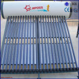Los tubos de 20 caloducto calentador de agua solar