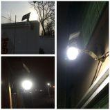 Il IP 65 integra l'indicatore luminoso solare del cortile dell'indicatore luminoso di via del LED