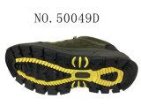 No. 50049 Chaussures de randonnée pour dames PU Upper Stock Shoes