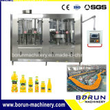 Fornitore certo dell'impianto di imbottigliamento di riempimento della spremuta per le bottiglie dell'animale domestico