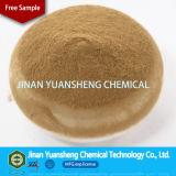 La pâte de bois retardant de béton mélange acide Lignosulfonic Sel de sodium