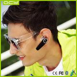 Изготовленный на заказ Mono шлемофон Bluetooth наушников 4.1 Bluetooth управляя