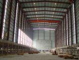 Pre costruendo l'edilizia del gruppo di lavoro/magazzino della struttura d'acciaio (DG2-042)