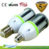 중국 제조자 E26 E27 B22 G12 12W LED 옥수수 빛