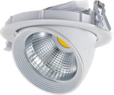 LED COB Down Light 20W 1650lm COB Pf> 0,9 AC100 ~ 240V