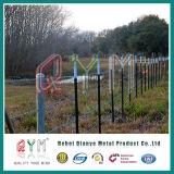 ロールごとの熱い浸された電流を通された有刺鉄線の塀の価格